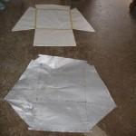 Schablone Alublech 2